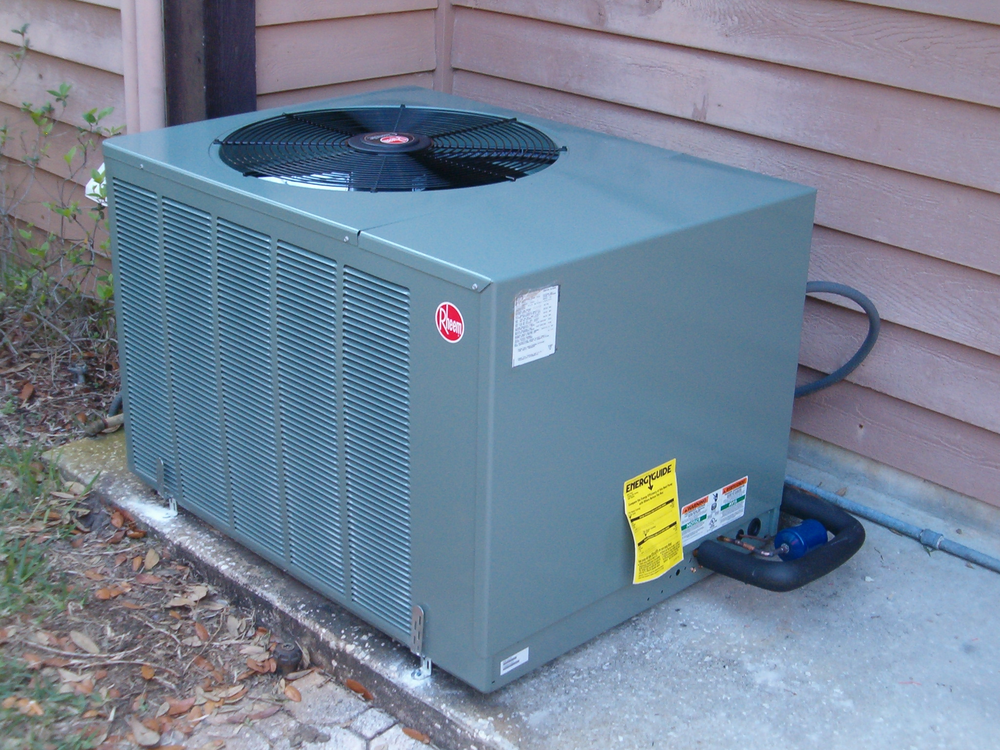 rheem-hvac-unit